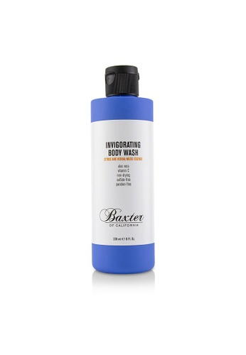 Baxter Of California BAXTER OF CALIFORNIA - Invigorating Body Wash - Citrus And Herbal-Musk Essence 236ml/8oz FF39FBE1D4493AGS_1
