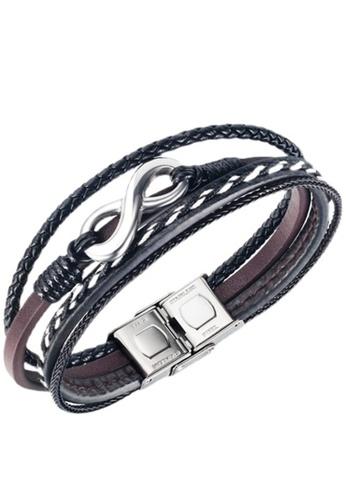 Trendyshop Men's Bracelet 390B8AC74F7902GS_1