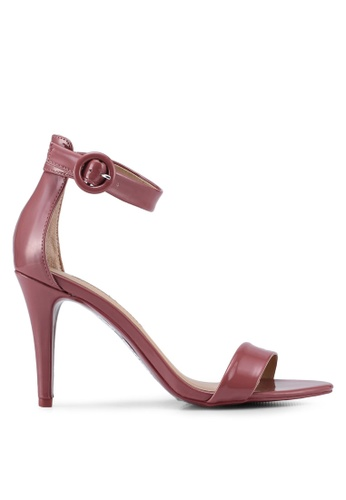 Dorothy Perkins pink Rose Bounce Heeled Sandals DD827SHBD264FCGS_1