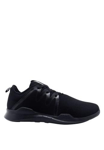 Precise black Precise Connor M Sepatu Pria - Hitam 03D4FSH40E1EA7GS_1