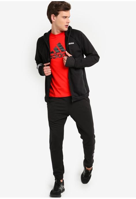 Buy For Zalora On Online Hoodies Men Singapore Adidas E9WHID2