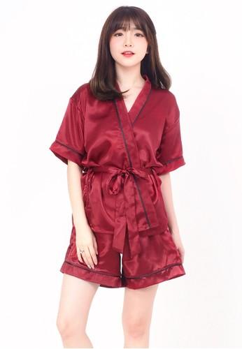 Pajamalovers Kathy Red