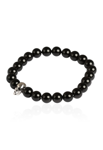 RAM Jewelry black Cranio Bracelet A0AF0AC3250336GS_1
