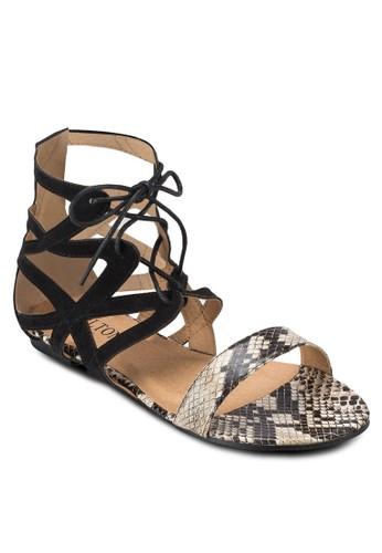 Strappy Sandaesprit 京站ls, 女鞋, 鞋