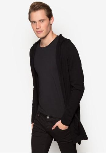長版棉織外套, 服飾esprit 工作, 開襟外套