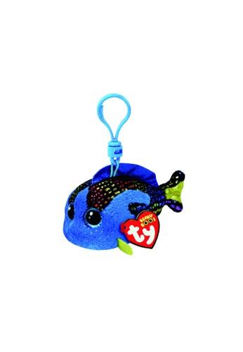 TY multi TY - Beanie Boos Aqua Fish - Keychain 600EFTH43437D1GS_1