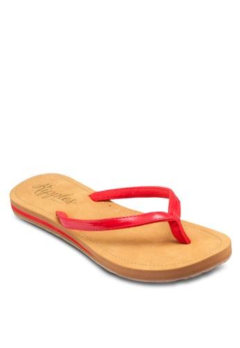 尖沙咀 espritKate 夾腳拖, 女鞋, 拖鞋