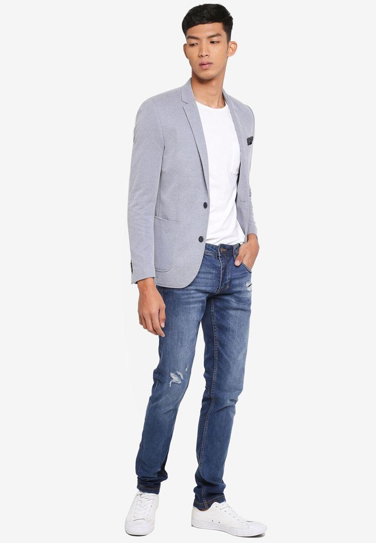 Dark Washed OVS Denim Jeans Denim wTTvtq
