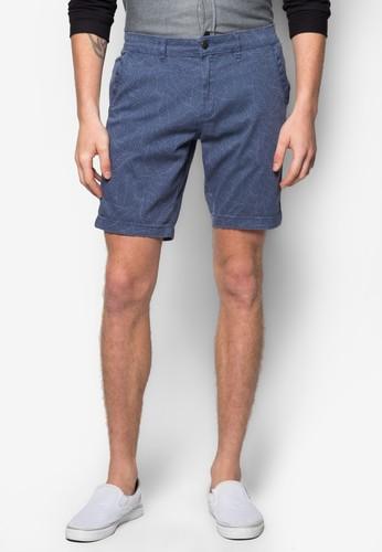 印花esprit 內衣休閒短褲, 服飾, 短褲