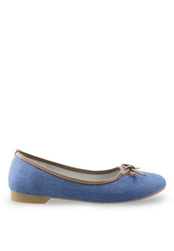 Footspot blue FOOTSPOT - Casual Shoes FO296SH79WNOHK_1