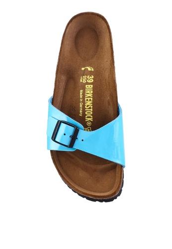 b5d4c645864 Shop Birkenstock Madrid Patent Sandals Online on ZALORA Philippines