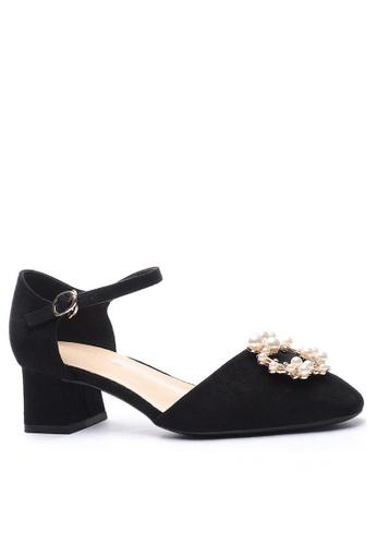 Twenty Eight Shoes Pearled Heels132-10 EADBASHF0228C3GS_1