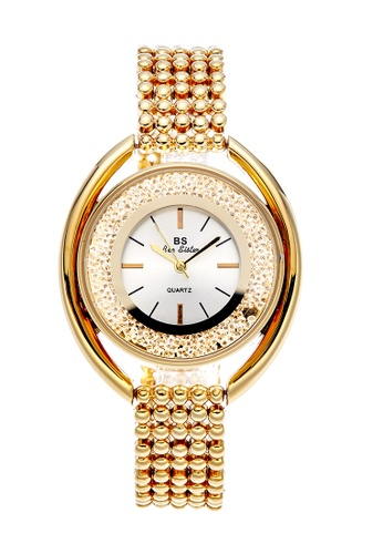 Bee Sister gold Japan Design Japan Movement Bee sister Pearl Watches CB613ACBBCD2D9GS_1