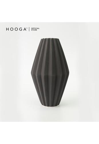HOOGA black Hooga Vase Keenan 911F0HL08F243AGS_1
