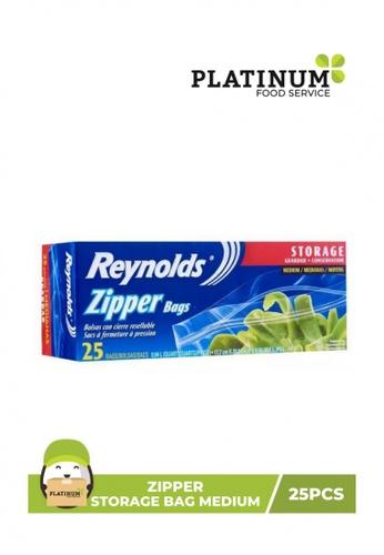 Reynolds blue Zipper Storage Bag Medium (25PCS) BF8AEHL630E5BFGS_1
