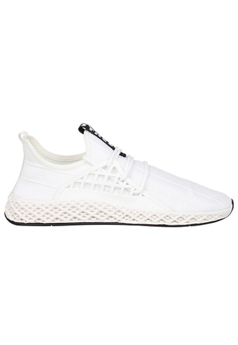 Tomaz white Tomaz C384 Casual Sneakers (White) 82E38SH266FE58GS_1