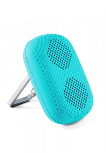 Latest Gadget blue MϋV Mini Carabiner Bluetooth Speaker D2A89AC8E4E89CGS_1