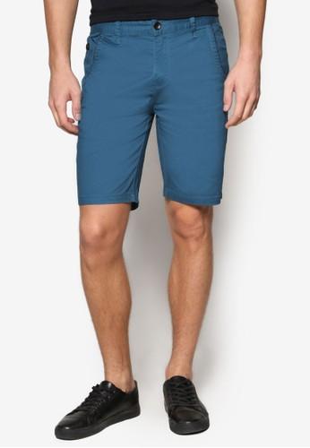 窄管休閒短褲, esprit台灣網頁服飾, 服飾