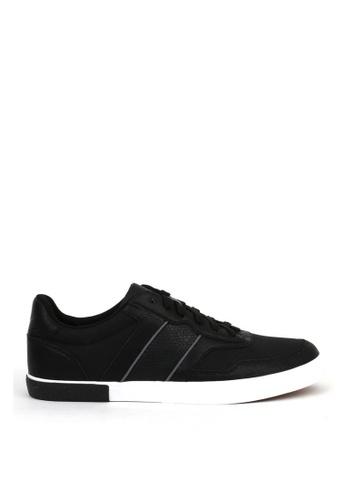 World Balance black Chester Mens Sneakers 0B164SHA372D0CGS_1