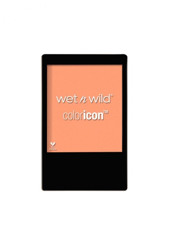 Wet N Wild orange Wet N Wild Color Icon Blush - Keep It Peachy 1990FBEC550A13GS_1