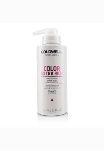 Goldwell GOLDWELL - Dual Senses Color Extra Rich 60SEC Treatment (Luminosity For Coarse Hair) 500ml/16.9oz D3E6EBE576FB97GS_1