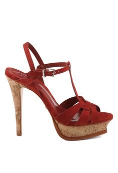 Schutz Emiliane High Heeled Sandals
