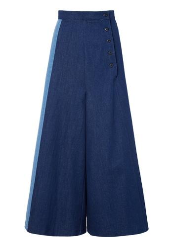 LANG&LU blue Ciel Jean FD48CAAFC7A7DEGS_1