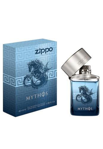 Zippo Perfume Zippo Mythos Eau de Toilette EDT for Him 40ml Vapo [YZ101] F6B3DBE1CBE2C9GS_1