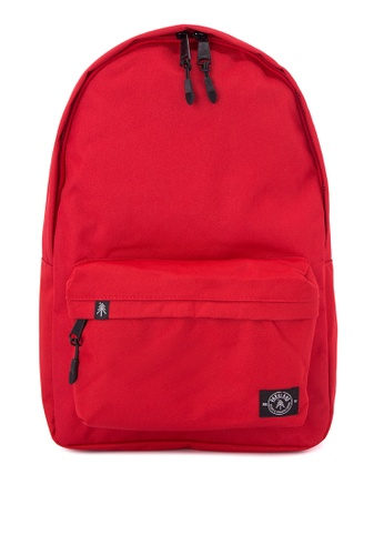 Parkland red Vintage Backpack PA067AC0IUE4PH_1
