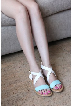 HDY's Lily Flats Sandals
