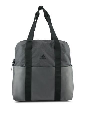 adidas grey adidas w tr id tote AD372AC0SSNXMY_1