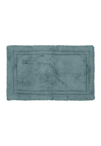 Charles Millen blue CHARLES MILLEN Suite Collection OI-0651 Coda Tufted Mat 60x100CM / 1.26 KG. 978C5HLF706BC3GS_1