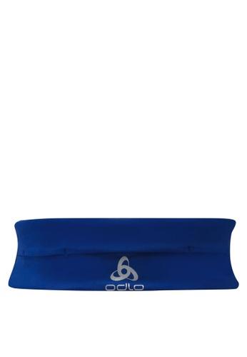 Odlo blue Valuables Waist Beltpack 03EA3AC96186D3GS_1