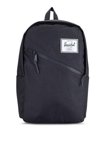 Herschel black Parker Backpack HE114AC0REEOMY_1