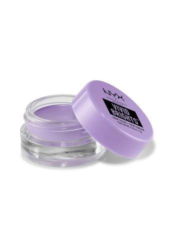 NYX Professional Makeup pink NYX Professional Makeup Vivid Brights Crème Color - SUGAR RUSH ABAC4BE65F5D8AGS_1