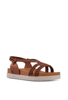 46769b2fe2572 34% OFF Melissa Melissa Cosmic Sandal + Salinas Ad Sandals S  140.00 NOW S   91.90 Sizes 6