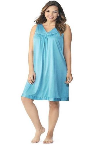 Exquisite Form Sleeveless Short Gown 0FB6DAA179BA0DGS_1