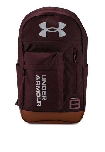 Under Armour pink UA Halftime Backpack 0FFCEAC1436D03GS_1