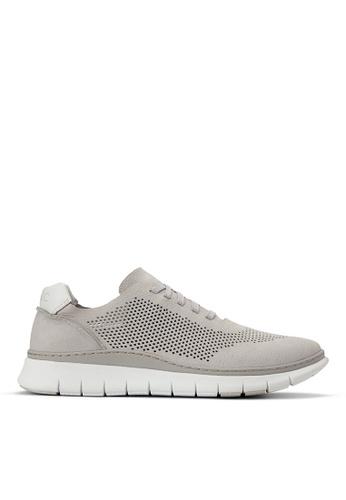 Vionic grey Joey Casual Sneaker 903E8SH2062965GS_1