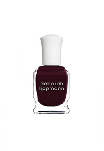 Deborah Lippmann red Let's Misbehave DE207BE38WNTSG_1