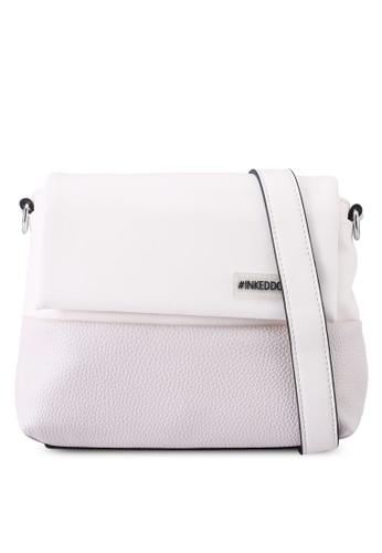 Keddo white Rylee Sling Bag 0E1CDACF1B24C9GS_1