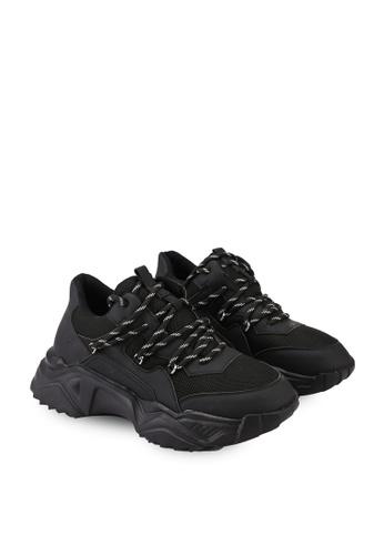 Buy Koi Footwear Wolf Black Chunky Trainers Online Zalora Malaysia Koi footwear louise nearly flat ankle boots uk 7 eu 40 js24 43 salew. wolf black chunky trainers