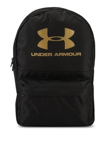 Under Armour black UA Loudon Backpack EA7ECAC6D7B110GS_1