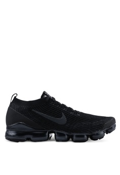 detailed look 289ad a4c01 Nike black Nike Air Vapormax Flyknit 3 Shoes 3CD5ASH5092B16GS 1