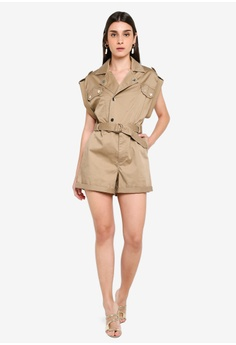 e9fd7e46c 10% OFF River Island Marley Playsuit S$ 99.90 NOW S$ 89.90 Available in  several sizes