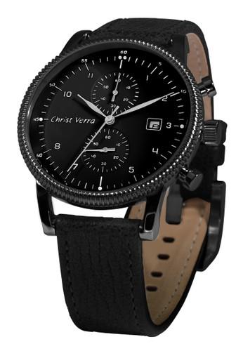 Christ Verra brown Christ Verra Men's Watches CV 75036G-26 BLK B6B55AC458D660GS_1