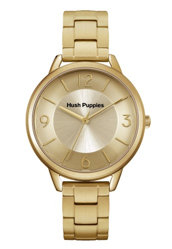 Hush Puppies Watches gold Casual Women's Watches HP 3860L.1507 A2320AC3CA50A3GS_1