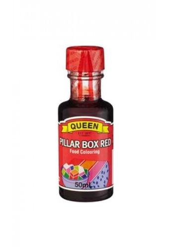 Queen QUEEN PILLAR BOX RED COLOUR 50ML BC743ES5EEF7E7GS_1
