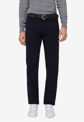 OVS navy Five Pockets Trousers CF8C3AAAD4B117GS_1