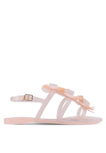 ALDO pink Portstlucie Sandals 21B61SH819AA00GS_1
